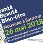 Création et organisation du «Salon Santé Beauté Bien EtreSautron : le 26 mai 2018»