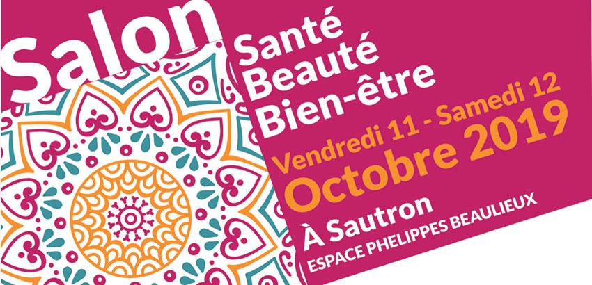 Salon Santé Beauté Bien-être de Sautron en octobre 2019