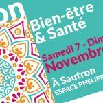 Salon Bien-être et Santé : Sautron 2020
